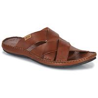 Pantofi Bărbați Papuci de vară Pikolinos TARIFA Maro