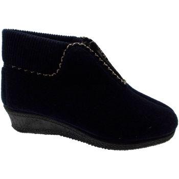 Pantofi Femei Botine Davema DAV558bl blu