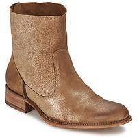 Pantofi Femei Ghete n.d.c. SANDRINE SOFTY BRILLO Auriu