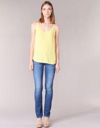 Îmbracaminte Femei Jeans drepti Pepe jeans GEN Albastru / D45