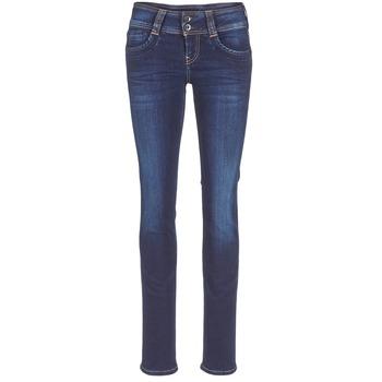 Îmbracaminte Femei Jeans drepti Pepe jeans GEN Albastru / H06