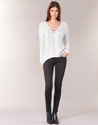 Îmbracaminte Femei Jeans skinny Pepe jeans SOHO S98 / Negru