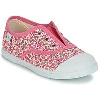 Încăltăminte Fete Pantofi sport Casual Citrouille et Compagnie RIVIALELLE Roz /  multicolor
