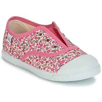 Pantofi Fete Pantofi sport Casual Citrouille et Compagnie RIVIALELLE Roz / Multicolor