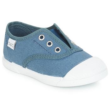 Pantofi Copii Pantofi sport Casual Citrouille et Compagnie RIVIALELLE Albastru /  jeans