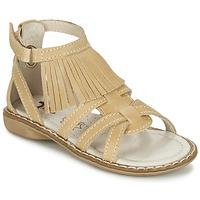 Pantofi Fete Sandale și Sandale cu talpă  joasă Citrouille et Compagnie CONQUITA Bej