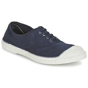 Pantofi Femei Pantofi sport Casual Bensimon TENNIS LACET Bleumarin