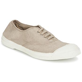 Pantofi Femei Pantofi sport Casual Bensimon TENNIS LACET Dark / Bej