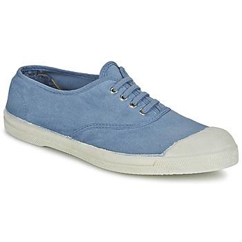 Încăltăminte Femei Pantofi sport Casual Bensimon TENNIS LACET Albastru