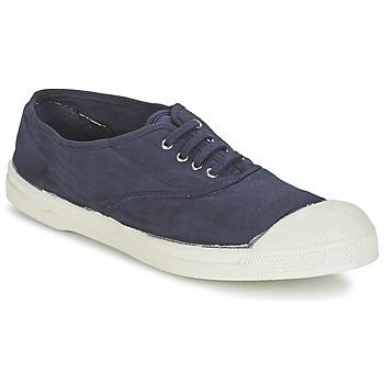 Încăltăminte Bărbați Pantofi sport Casual Bensimon TENNIS LACET Bleumarin