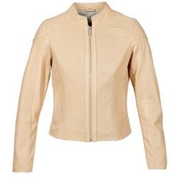 Îmbracaminte Femei Jachete din piele și material sintetic Oakwood 61848 Bej / Nude