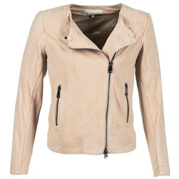 Îmbracaminte Femei Jachete din piele și material sintetic Oakwood 61903 Roz / LuminoasĂ