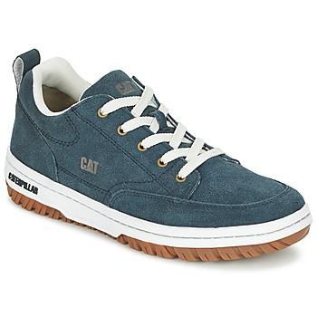 Pantofi Bărbați Pantofi sport Casual Caterpillar DECADE SUEDE Albastru / Night