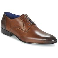 Pantofi Bărbați Pantofi Derby Carlington EMRONE Maro