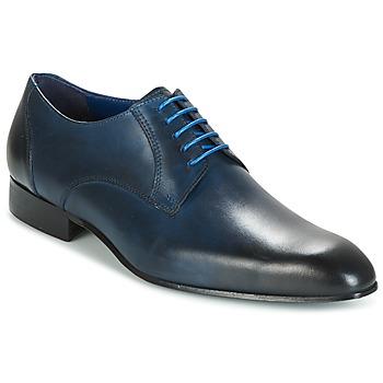 Încăltăminte Bărbați Pantofi Derby Carlington EMRONE Bleumarin