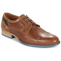 Încăltăminte Bărbați Pantofi Derby Carlington ENDRI Camel