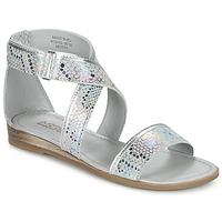 Pantofi Fete Sandale și Sandale cu talpă  joasă Mod'8 JOYCE Argintiu