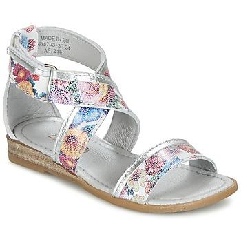 Pantofi Fete Sandale și Sandale cu talpă  joasă Mod'8 JOYCE  multicolor