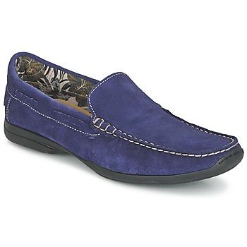 Pantofi Bărbați Mocasini So Size ELIJA Albastru