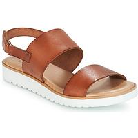 Pantofi Femei Sandale și Sandale cu talpă  joasă Casual Attitude FULIGULE Camel