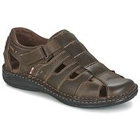 Pantofi Bărbați Sandale  Casual Attitude ZIRONDEL Maro
