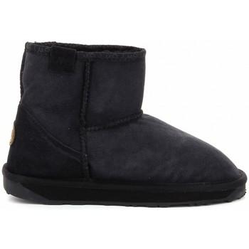 Pantofi Femei Ghete EMU Botte  Stinger Mini Negru