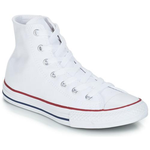 Pantofi Copii Pantofi sport stil gheata Converse CHUCK TAYLOR ALL STAR CORE HI Alb