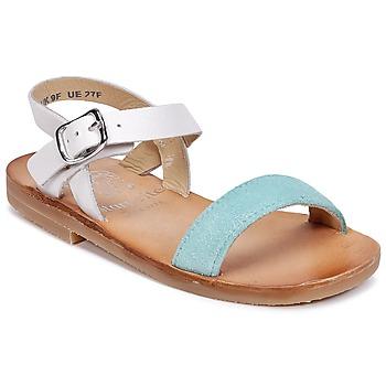 Pantofi Fete Sandale și Sandale cu talpă  joasă Start Rite FLORA II Albastru