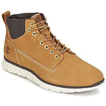 Pantofi Bărbați Pantofi sport stil gheata Timberland KILLINGTON CHUKKA WHEAT Bej