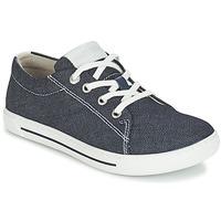 Încăltăminte Copii Pantofi sport Casual Birkenstock ARRAN KIDS Albastru