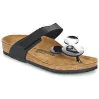 Pantofi Copii  Flip-Flops Birkenstock TOFINO MICKEY Negru