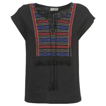 Îmbracaminte Femei Topuri și Bluze Betty London ETROBOLE Negru