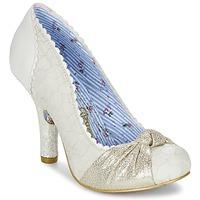 Încăltăminte Femei Pantofi cu toc Irregular Choice SMARTIE PANTS Alb