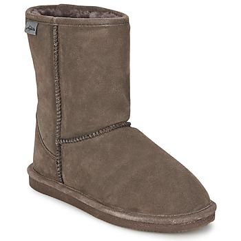 Pantofi Femei Ghete Axelda BONKOLO Gri