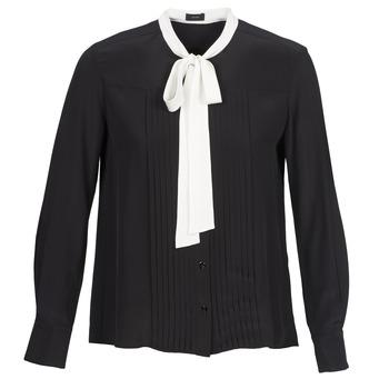 Îmbracaminte Femei Cămăși și Bluze Joseph VICTOIRE Negru