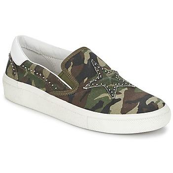 Pantofi Femei Pantofi Slip on Ash NIKITA Verde