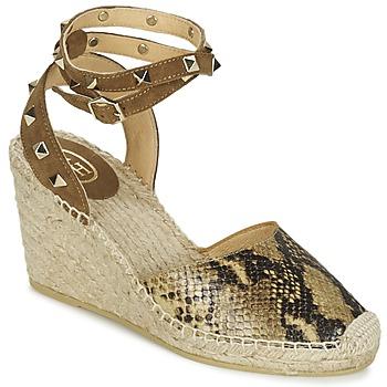 Pantofi Femei Sandale  Ash WINONA Auriu