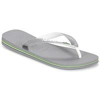Pantofi  Flip-Flops Havaianas BRASIL MIX Gri
