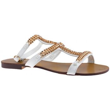 Pantofi Femei Sandale  F. Milano  Alb