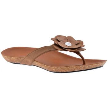 Pantofi Femei  Flip-Flops F. Milano  Bej