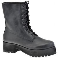 Pantofi Femei Ghete F. Milano  Negru