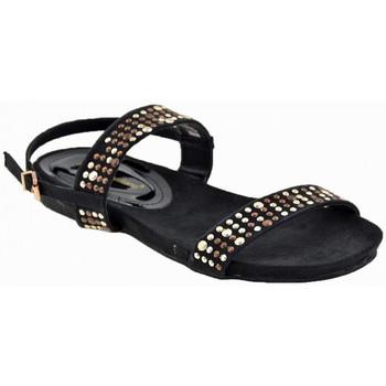Pantofi Femei Sandale  F. Milano  Negru