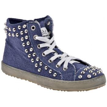 Pantofi Femei Pantofi sport stil gheata F. Milano  albastru
