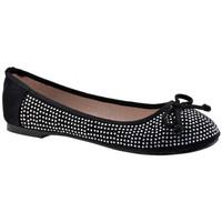 Pantofi Femei Balerin și Balerini cu curea F. Milano  Negru