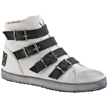 Pantofi Femei Pantofi sport stil gheata F. Milano  Alb