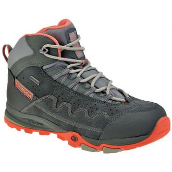 Pantofi Băieți Drumetie și trekking Tecnica  Gri