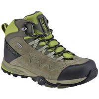 Pantofi Băieți Drumetie și trekking Tecnica  verde