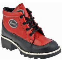 Pantofi Copii Ghete Barbie  roșu