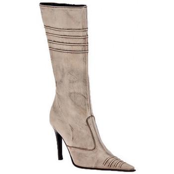 Pantofi Femei Cizme casual Planisphere  Bej