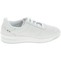 Pantofi Bărbați Sneakers TBS Brandy Blanc Alb